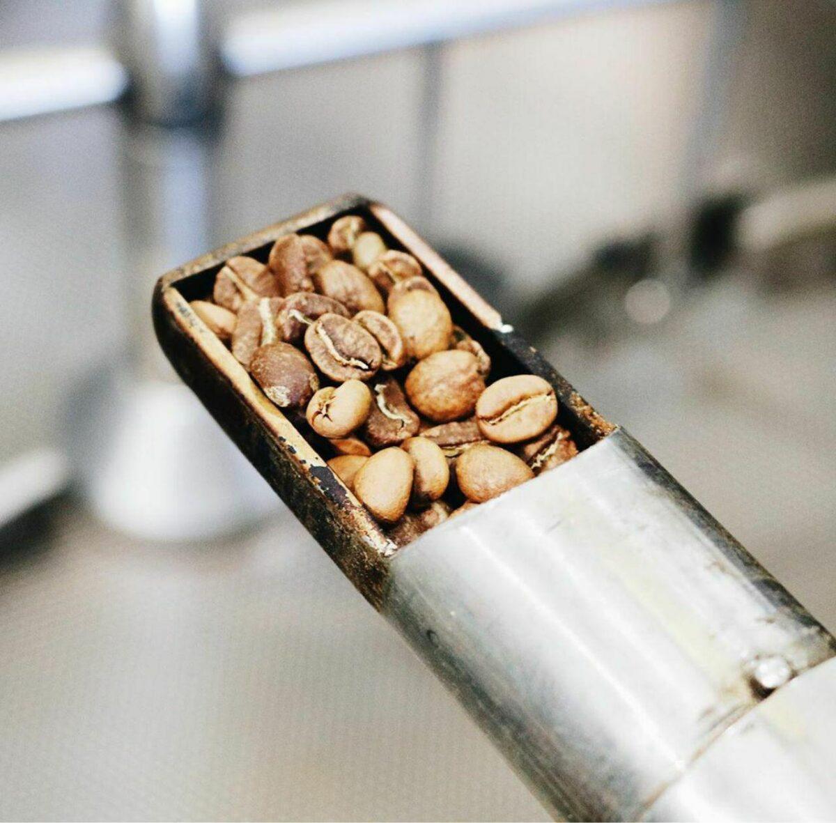 روست صنعتی قهوه